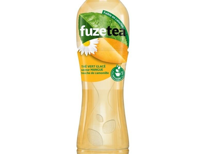 fuze tea mangue camomille