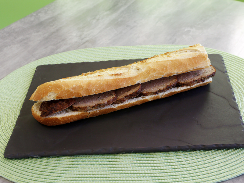 Sandwich boulette
