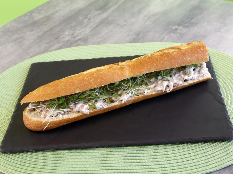 Sandwich crevettes