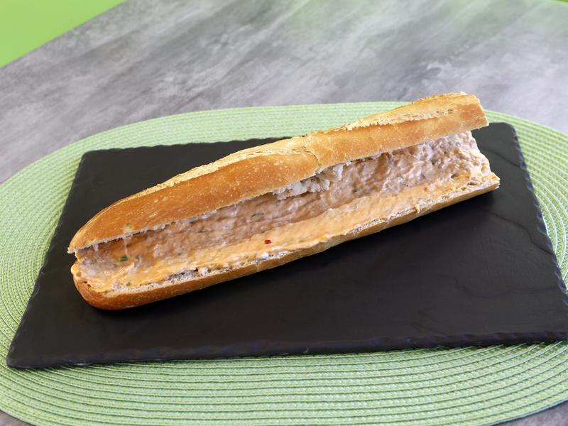 Sandwich thon piquant maison