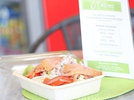 Salades et potages